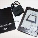 New Kindle Paperwhiteレビュー:New Kindle Paperwhite(2015ニューモデル)が来た!300ppiの実力はいかに。