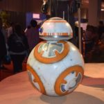 スターウォーズの新ドロイド「BB-8」は人が入っていませんが、初代ドロイド「R2-D2」には人が入っていたんです。