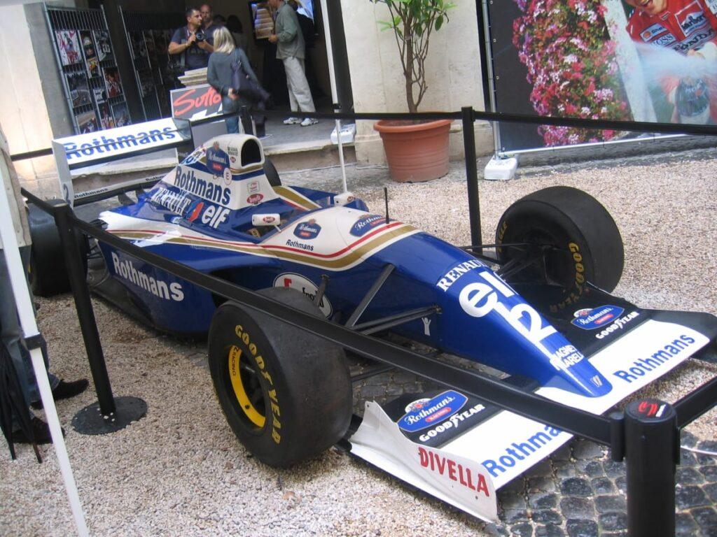 WilliamsFW16