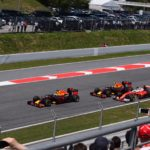 マックス・フェルスタッペン、ダニエル・リカルド vs セバスチャン・ベッテル。レースを盛り上げたのはレッドブルとベッテルのバトルだった。(F1 2016第19戦:メキシコGP)