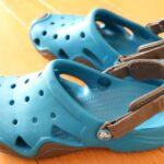 スウィフトウォーター クロッグでクロックス(crocs)デビューしました。