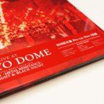 BABYMETAL「LIVE AT TOKYO DOME」はメンバーの表情までしっかりとらえてます。