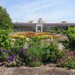 花を楽しむなら島根県松江市のイングリッシュガーデンとフォーゲルパーク